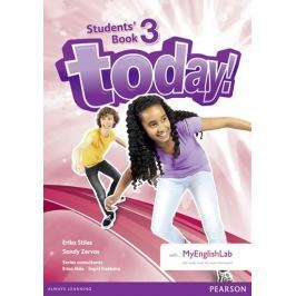 Abbs Brian, Barker Chris: Today! 3 Students´ Book and MyLab Pack